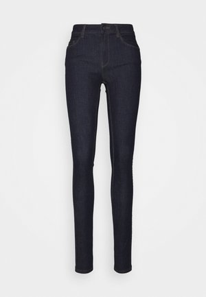 VMSEVEN SHAPE UP - Jeans Skinny Fit - dark blue denim