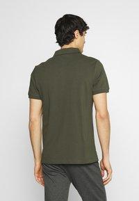 s.Oliver - Polo shirt - khaki/oliv - 0
