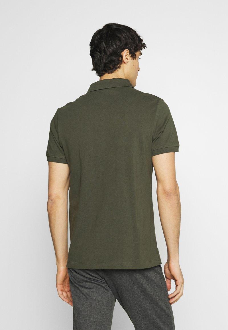 s.Oliver - Polo shirt - khaki/oliv