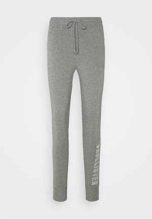 LOGO FLEGGING - Pantalon de survêtement - medium grey