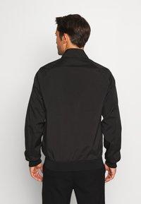 INDICODE JEANS - JEBB - Summer jacket - black - 2