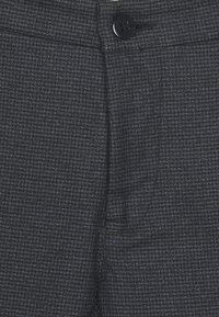 Bruun & Stengade - RUSSELL - Trousers - black - 2