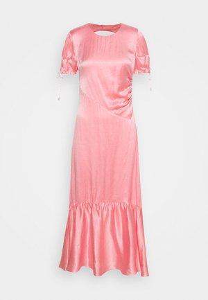 KASEA - Maxi šaty - bright pink