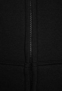 Alpha Industries - BIG A - Zip-up hoodie - black - 3