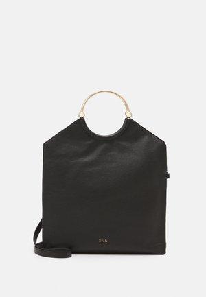 ANOUCKRING LARGE - Shoppingveske - noir