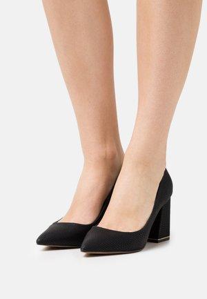 VICKKI - Classic heels - black