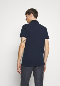 Hollister Co. - HERITAGE SOLID NEUTRALS - Polo - navy - 2