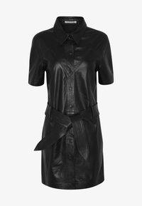 STUDIO ID - JENNIFER DRESS - Robe chemise - black - 3