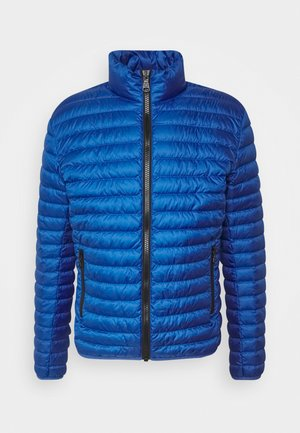 Down jacket - abyss blue-cold