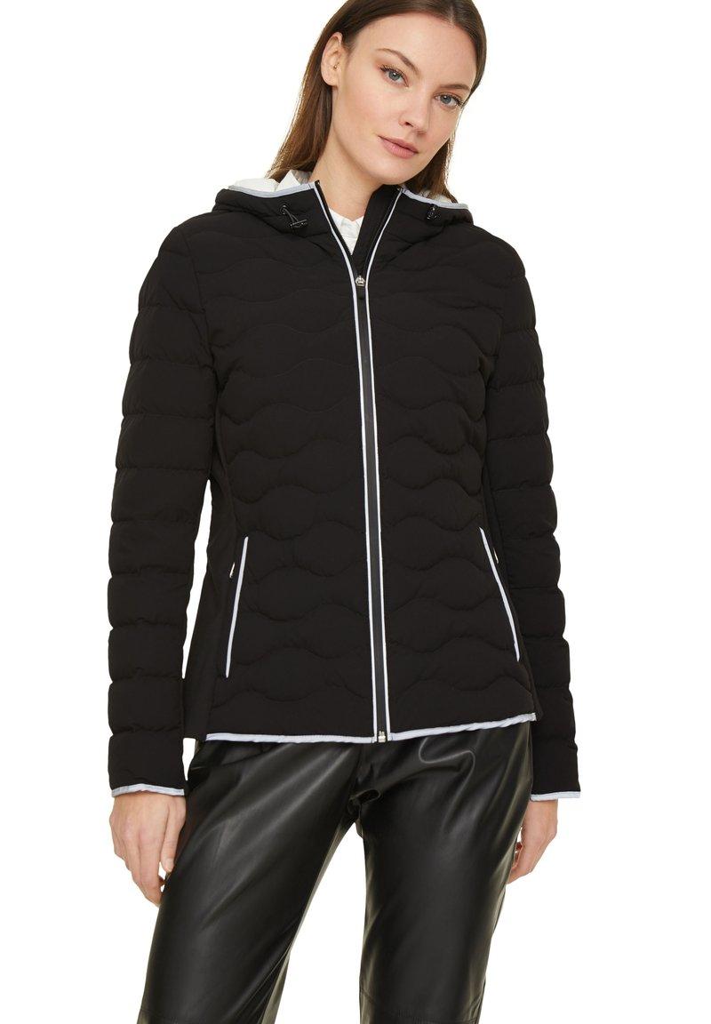 comma casual identity - Down jacket - black