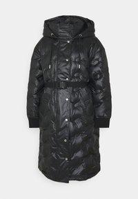 W-LALLA  - Down coat - black