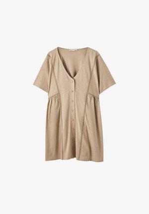 Denní šaty - brown