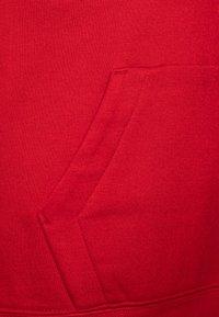Jordan - JUMPMAN LOGO - Bluza z kapturem - gym red - 2