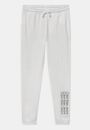 UNISEX - Pantaloni sportivi - off-white