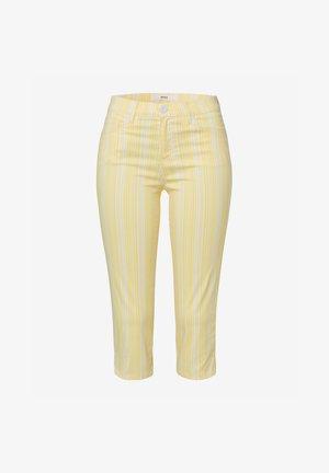 Shorts - sun yellow