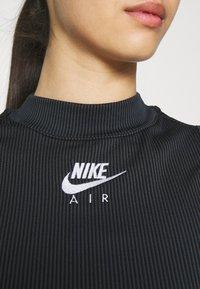 Nike Sportswear - AIR TANK  - Débardeur - black/white - 4