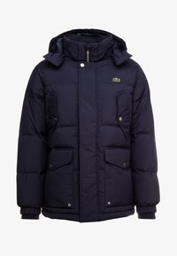 Lacoste - Down jacket - dark navy blue - 4