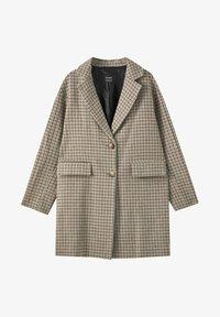 PULL&BEAR - Short coat - dark grey - 6
