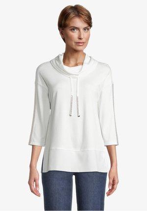 Sweatshirt - rohweiß
