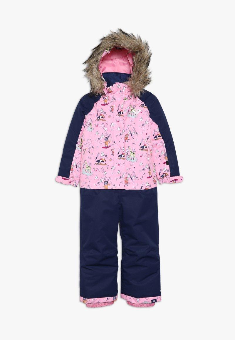 Roxy - PARADISE SUIT  - Talvihaalari - prism pink snow trip