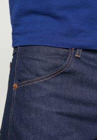 Wrangler - 11MWZ - Jeans straight leg - dark blue - 3