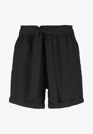 Short - deep black