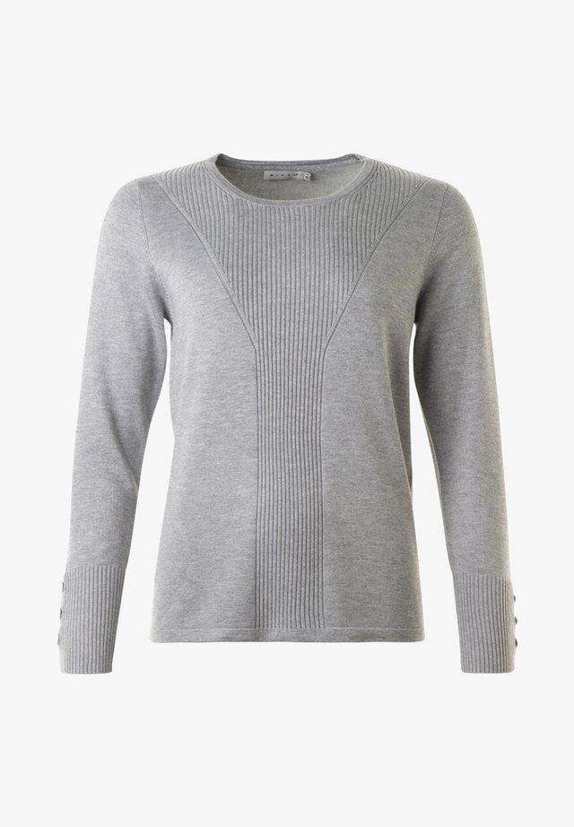 Sweatshirt - lightgreymelange
