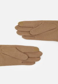 Lauren Ralph Lauren - BLEND BELTED GLOVE - Gloves - classic camel - 1