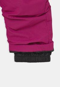 Icepeak - JIZAN UNISEX - Snowsuit - hot pink - 3