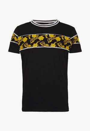T-shirt imprimé - black/multi