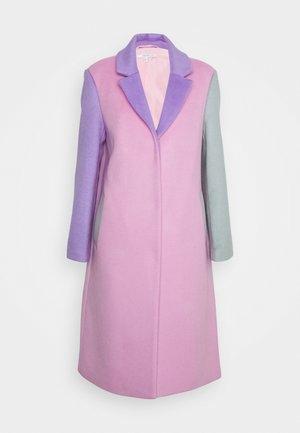 BEATRIX COAT - Klasický kabát - pink