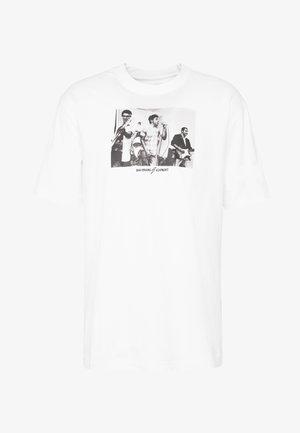 BAD BRAINS - Print T-shirt - optic white
