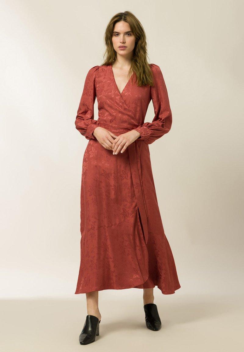 IVY & OAK - Maxi dress - tuscan red