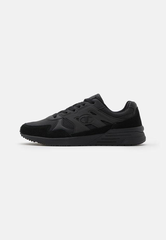 SHOE KEIRO REFLECT - Sneakersy niskie - new black