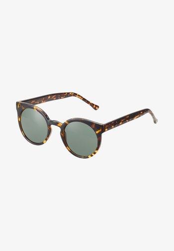 LULU - Sunglasses - dark brown/brown