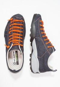 Scarpa - MOJITO  - Chaussures de marche - blue denim - 1