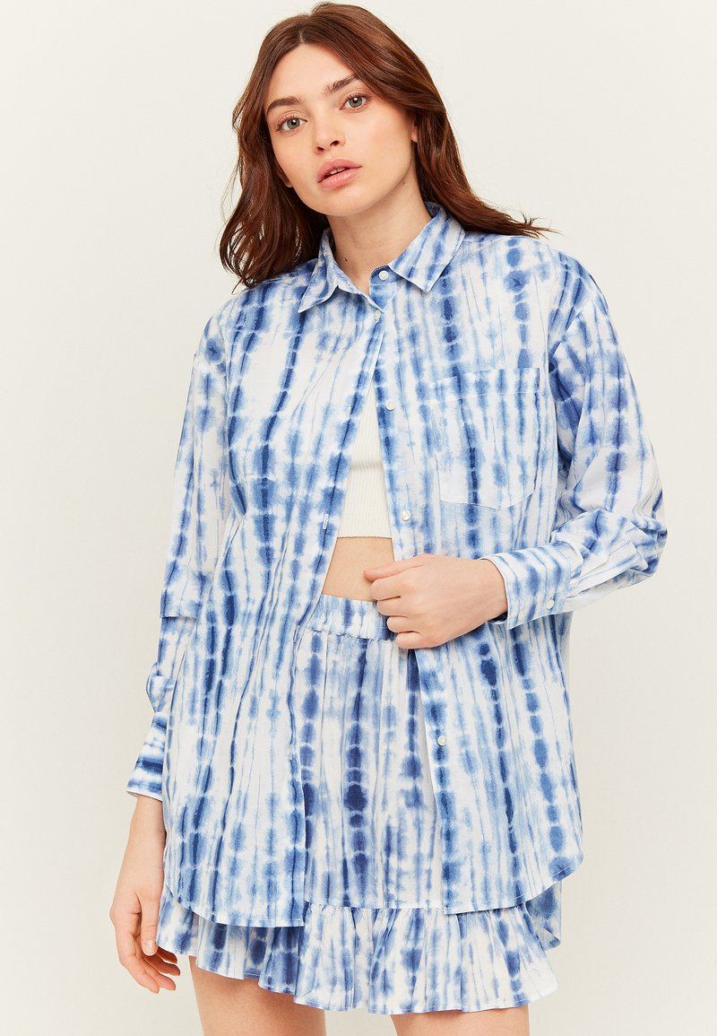 TALLY WEiJL - Button-down blouse - multicolor
