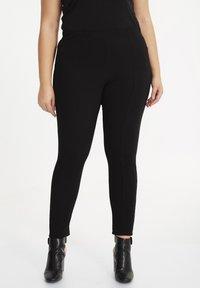 SPG Woman - Leggings - Trousers - black - 0