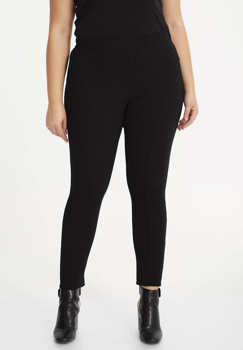 SPG Woman - Leggings - Trousers - black