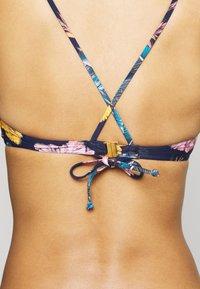 O'Neill - BAAY MAOI FIXED SET - Bikini - blue - 4