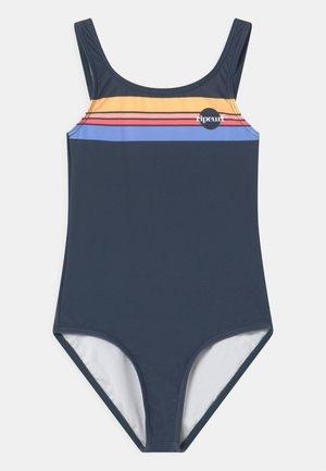 GOLDEN - Swimsuit - navy