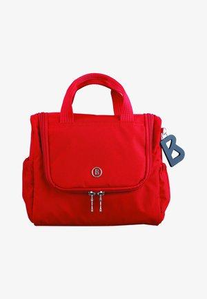 TILLA  - Wash bag - red