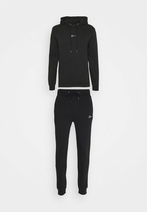 SET - Kapuzenpullover - black