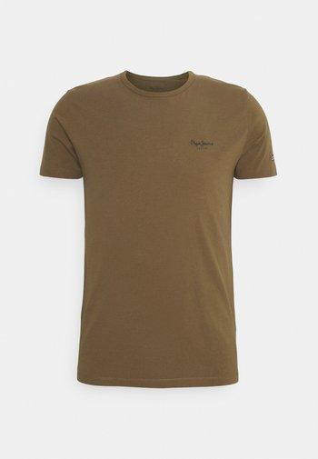 ORIGINAL BASIC - Basic T-shirt - olive