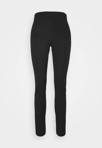 TROUSERS JONNA - Trousers - black