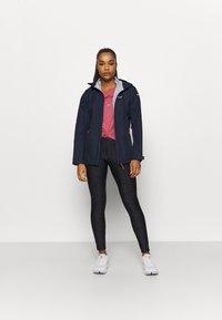 Salewa - AQUA - Hardshell jacket - navy blazer - 1