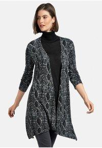 Include - Short coat - schwarz/multicolor - 0