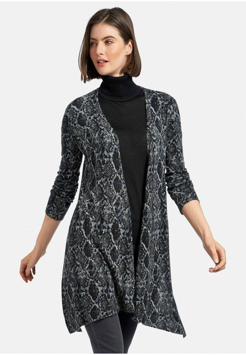 Include - Short coat - schwarz/multicolor