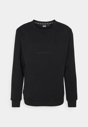 VEHMAA - T-shirt à manches longues - black