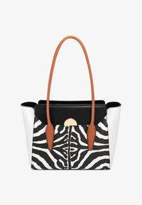 Nine West - HATTIE  - Handbag - zebra - 0